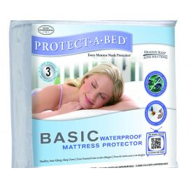 Protect-a-Bed White